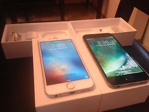 Selling 2 16gb Iphone 6's compatible with Bell/ Virgin Kitchener / Waterloo Kitchener Area image 1