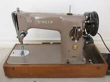 Singer 201K 1950's Vintage Sewing Machine Surfers Paradise Gold Coast City Preview