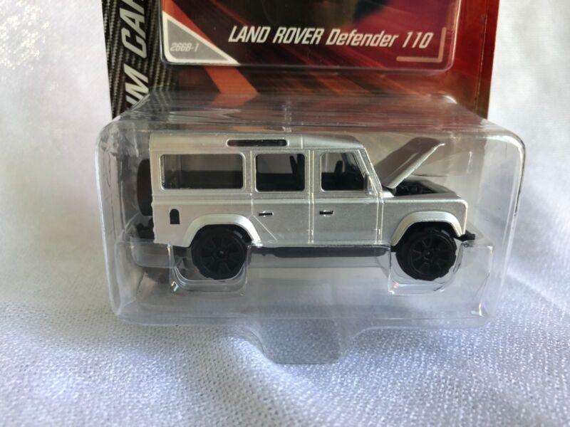 2 Model 3052MJ5 /& 3052MJ6 Cars Set Majorette 1:64 Land Rover Defender 110 -