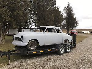 FOR SALE OR TRADE - 1952 Dodge Coronet Coupe Project