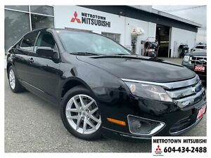 2010 Ford Fusion SEL 3.0L V6; Local BC vehicle!