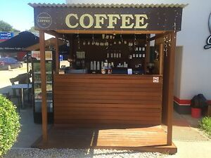 Coffee hut (mobile cart) Morningside Brisbane South East Preview