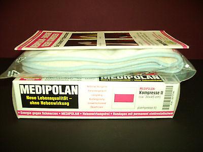Medipolan elektrostatische Bandage Kompresse II (ca. 30 x 45cm) NEU und OVP