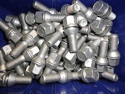 Felgenschlösser M 12 x 1,25-36 mm Kegel  Peugeot Citroen Citröen Felgenschloss