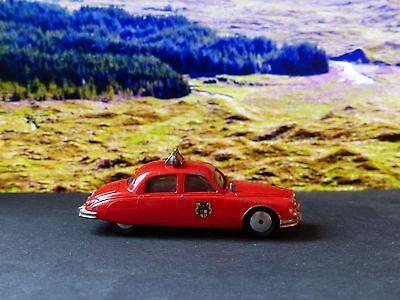 Corgi Toys 213 Jaguar 2.4 Fire Chiefs Car Decals//Transfer