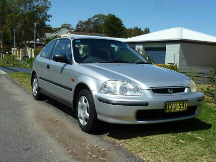 1998 Honda Civic Hatchback Mirrabooka Lake Macquarie Area Preview