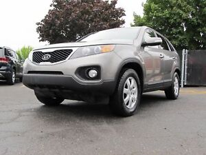 2011 Kia Sorento LX, SIEGES CHAUFFANTS, REGULATEUR DE VITESSE