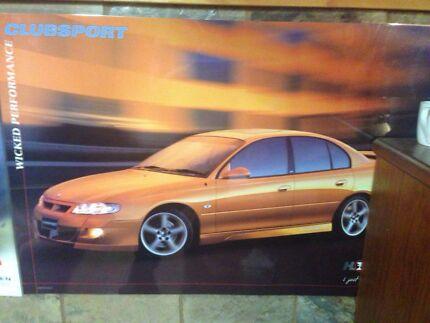 Holden prints lot framed Monaro clubsport maloo commodore Croydon Maroondah Area Preview