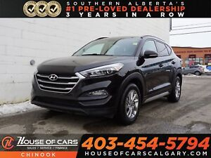 2018 Hyundai Tucson SE w/ Panoramic Roof, Backup Camera, Heated