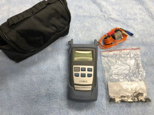 LT500D LT501D Handheld Adjustable Optical Power Meter