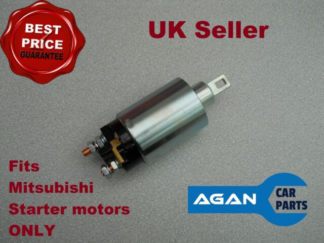 SSD118 Starter Motor Solenoid Mitsubishi Canter Shogun Pajero 2.3 2.5 2.8 TD D