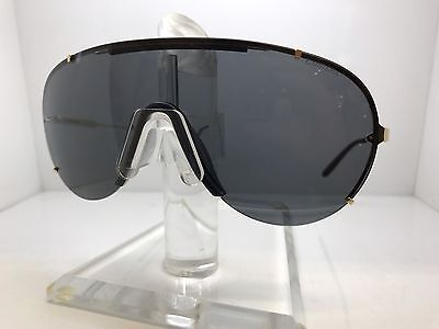 New Authentic CARRERA  SUNGLASSES 129/S 0J5G P9 Gold/gray Lens