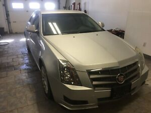 2010 Caddy CTS4