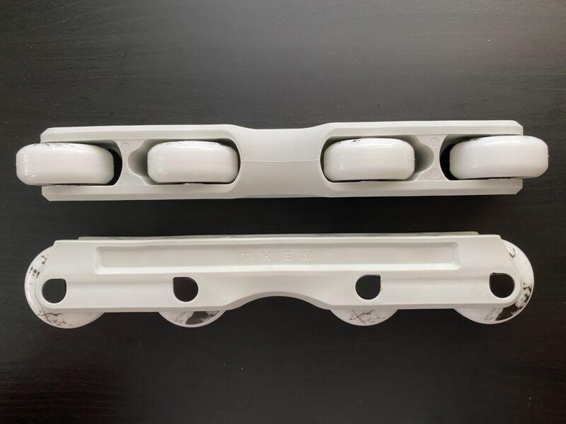 Them Skate Street Frames (9-12US) w/ Danny Beer 56mm Wheelset (New)