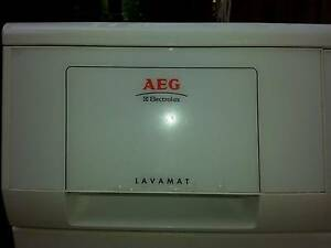 AEG L62800 Front Load Washer, 7kg,  in excellent working conditio Wantirna South Knox Area Preview