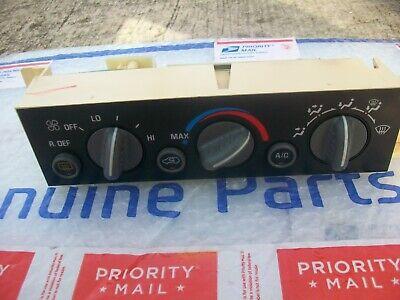 Gmc Yukon Heater - 97 98 1999 GMC A/C Heater Control  Chevy Tahoe Yukon  SILVERADO SIERRA  AC 96 99
