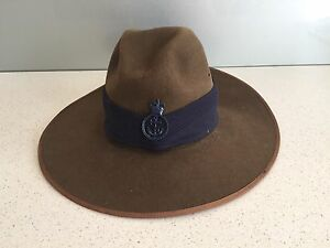 Military navy hat Coes Creek Maroochydore Area Preview
