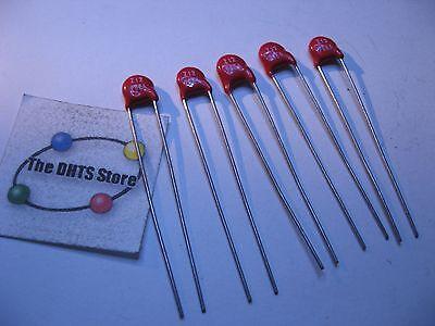 GE Z129GE4 Metal Oxide Varistor MOV Radial Leads - NOS Qty 5