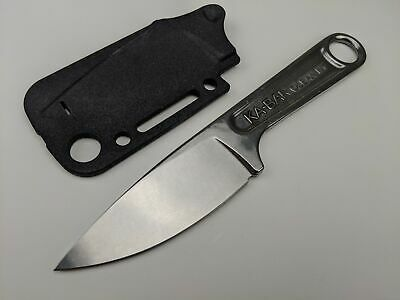 Ka-Bar Forged Wrench Knife High Carbon Stainless Steel USA Made + Sheath - 1119