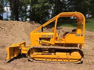 John Deere 350B Bulldozer Nice Machine L@@K!!!!!