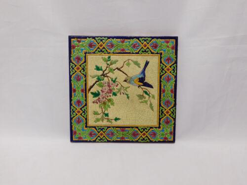 French Gien Ceramic Tile