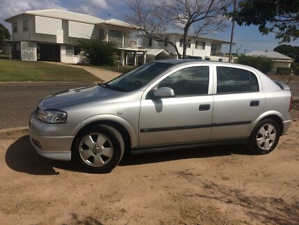 2001 Holden Astra Hatchback North Ward Townsville City Preview