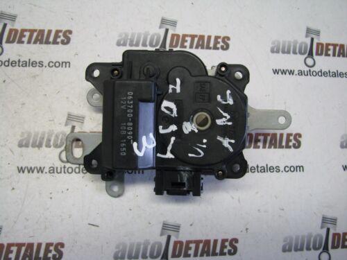 Lexus LS430  Actuator Motor heater flap motor OEM 063700-8090 used 2002 RHD