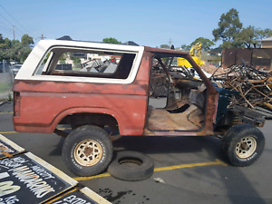 Ford bronco for sale in australia gumtree cars fandeluxe Images