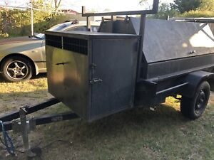 7x4 tool trailer Good Condition