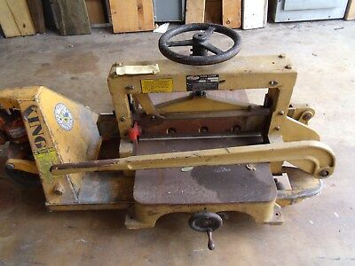 1863 Challenue Industrial Paper Cutter Challeng Machinery Co Ser 17570 Size 193