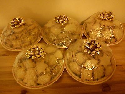 Shortbreads for Christmas