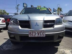 2003 Mitsubishi Outlander Wagon