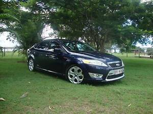 2008 Ford Mondeo XR5 Hatchback Beaudesert Ipswich South Preview