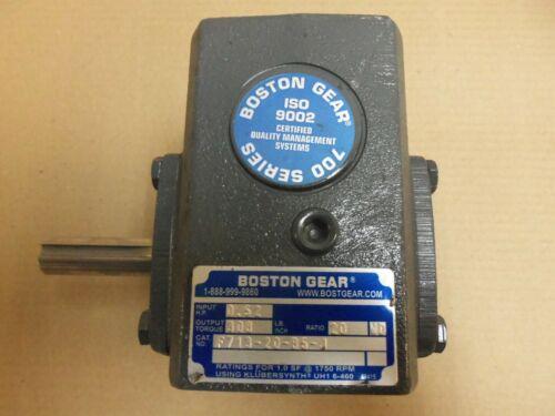 New Boston Gear 700 Series F713-20-B5-J