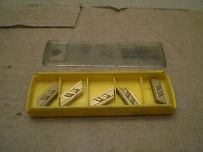 Pack Of 5 Kennametal Top Notch Carbide Inserts Npr331n Kc850