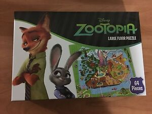 Zootopia Puzzle Rouse Hill The Hills District Preview