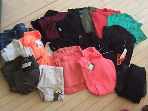 LOT of LARGE clothes