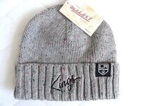 La Kings Nhl Mitchell & Ness Beanie Tuque Hat Ice Hockey Los Angeles Tags - mitchell & ness - ebay.co.uk