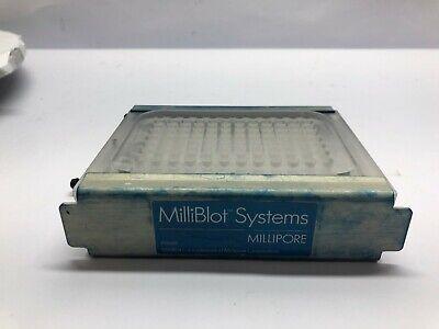 Millipore Milliblot-d Vacuum Plenum Base With O-ring Seal P15669