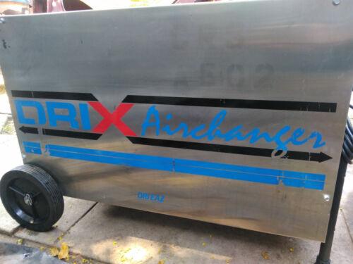 Dri-Eaz Ltd. Edition DriX Airchanger Dehumidifier and heat exchanger Improve IAQ