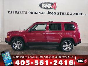 2016 Jeep Patriot High Altitude | Leather | Sunroof | Pwr Seat