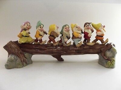 ROYAL DOULTON HEIGH HO / DISNEY SHOW CASE COLLECTION LIMITED EDITION REF 308/3