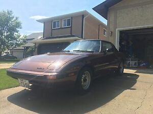 1984 Mazda  RX-7 MINT CONDITION LOW KMS