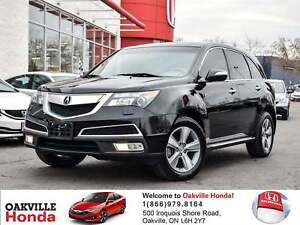 2012 Acura MDX 6sp at Clean Carproof|Heated Seats|Moon-Roof