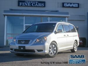 2010 Honda Odyssey SE  8 Passenger/DVD Entertaiment