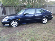 TURBO, 5 SPEED, SAAB, AERO St Marys Penrith Area Preview