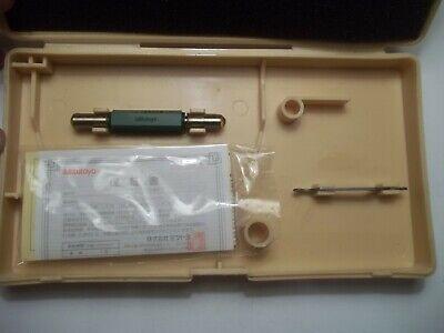 Mitutoyo 3-4 Micrometer Box W Standard-wrench 103-218 Machinist Tools Starrett