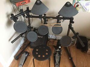Drum (batterie) électronique