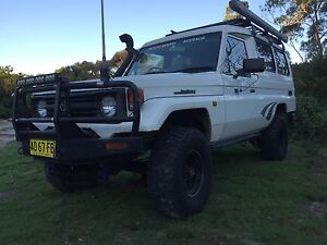 1996 Toyota LandCruiser Coupe Helensburgh Wollongong Area Preview