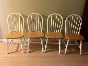 Solid Wooden Kitchen Chairs
